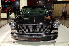 红旗L5开始接受预订 新车售价500万元起