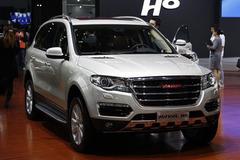 哈弗H8将推七座版车型  搭载3.0T发动机