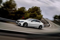 全新奔驰C63 AMG效果图 或巴黎车展亮相