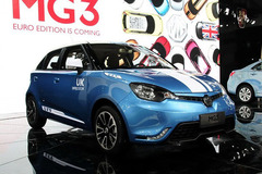 2014款上汽MG3上市 售价6.97-9.77万元