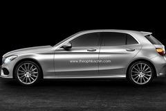 奔驰推新C级两厢版车型 运动化风格设计
