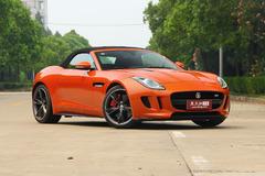 2013年度车盛典年度运动车:捷豹F-TYPE