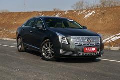 中国汽车年度盛典豪华车:凯迪拉克XTS