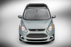 福特全新C-MAX太阳能概念车 续航出色