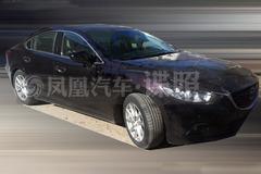 国产马自达ATENZA/CX-7 今年上半年上市