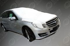 奔驰R400车型谍照曝光 将在年内上市