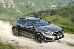2014年国产豪华SUV前瞻 奔驰GLA领衔