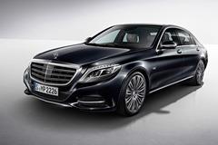 2013年最重要十款车 i3/奔驰S级登榜