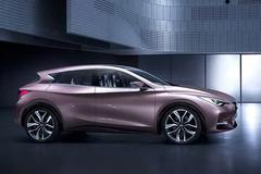 英菲尼迪量产版消息 预计巴黎车展发布