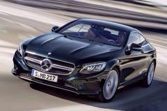 奔驰S级Coupe量产版官图 3月正式亮相