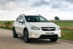 2014款斯巴鲁发XV英国售价 约22.4万