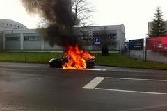 保时捷911 GT3停止交付 自燃事故导致