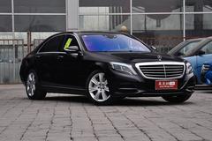 奔驰S500L 4MATIC上市 售209.8万