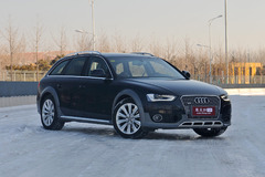 奥迪A4 allroad plus版上市 售46.98万
