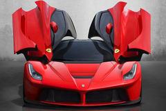 世界最酷新能源车 900马力超跑科幻爆棚