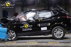 2014款日产逍客获得Euro NCAP五星评级