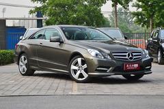 新奔驰E320 Coupe价格曝光 售68.8万元