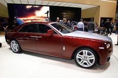 劳斯莱斯推出古斯特II车型 于今夏上市
