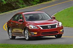 美国2月汽车销量排名 日产天籁闯入三强