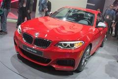 全新BMW 2系双门轿跑3月12日国内上市