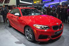 全新BMW 2系Coupe正式上市 售32-51.7万