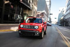 一周新车 Jeep自由侠约合人民币11.66万