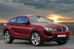 宝马将推全新X2车型 将2017年投入量产