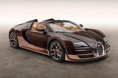 布加迪推出认证二手车 消费者买的放心