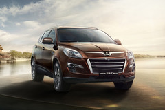 纳智捷新大7 SUV将上市 预售22.68万起