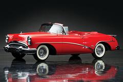 《经典车》1954年别克Skylark敞篷版