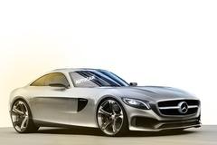 奔驰将发GT AMG跑车 竞争对手保时捷911