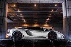 兰博基尼推出Aventador成龙特别定制版