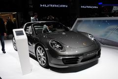 保时捷911 Targa价格公布 售151.5万起