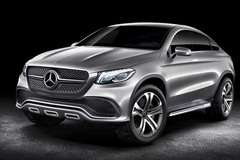 奔驰推MLC运动SUV概念车 北京车展亮相