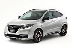 一周新车 本田新10万级小型SUV定名HR-V