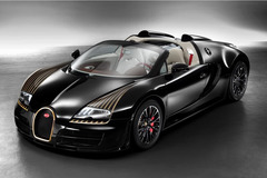 布加迪将于北京车展推出传奇限量版车型