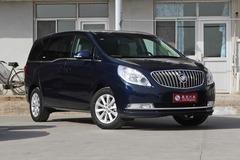 别克新GL8豪华商务车上市 售28.99万起