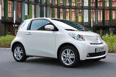 丰田iQ将撤出欧洲市场 为新车Aygo让路