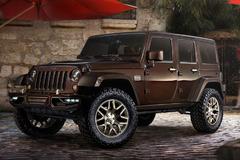 Jeep特别版车型官图发布 北京车展首发