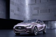 2014北京车展:英菲尼迪发布Q30概念车