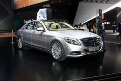 2014北京车展:奔驰全新S600L售269.8万