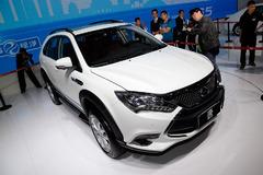 2014北京车展:比亚迪唐首发年内上市