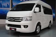 2014北京车展:新风景G7上市售8.98万起