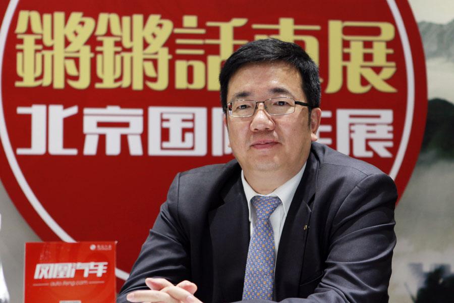 广汽吴松:中国车走向世界要从高端入手