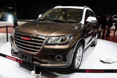 2014北京车展:哈弗H2精英型售10.58万