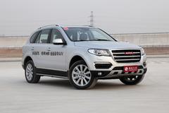 2014北京车展:长城哈弗H8售20.18万起