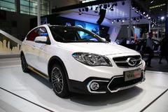 2014北京车展:东南汽车推V6菱仕CROSS