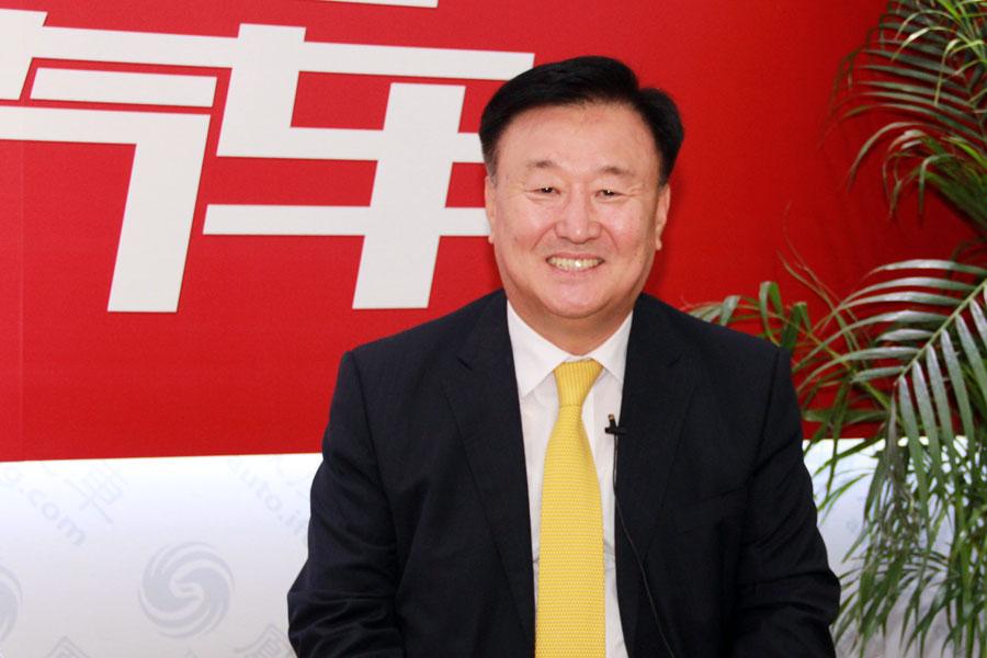 东风悦达起亚苏南永:旅游助增SUV市场