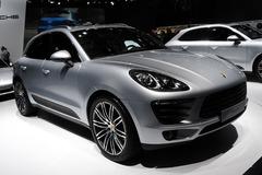 2014北京车展:保时捷Macan 68.8万起售