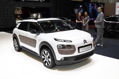 2014北京车展:雪铁龙C4 Cactus量产版